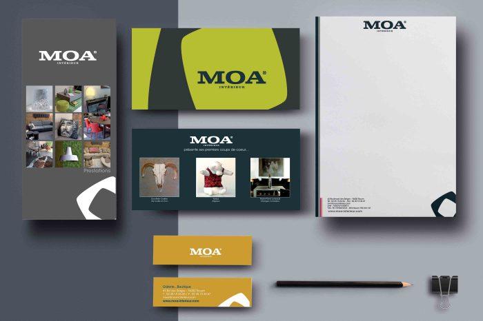 Mockup print Moa